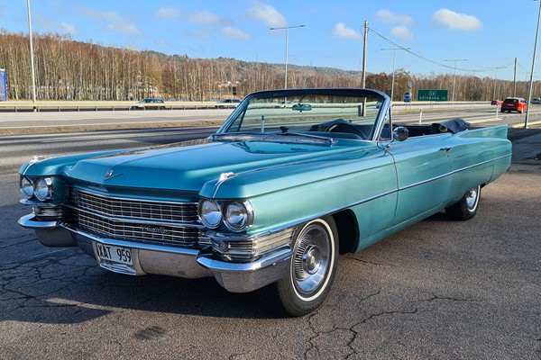Cadillac Sixty-Two Cabriolet