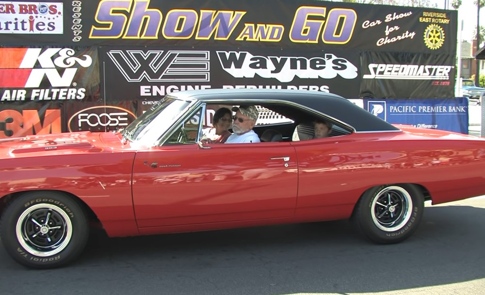 2019 Show and Go Car Cruise Riverside