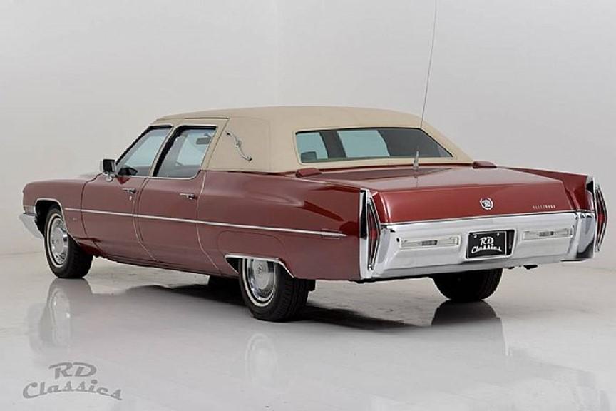 Bilar Säljes   Cadillac Fleetwood Series 75 Executive ...