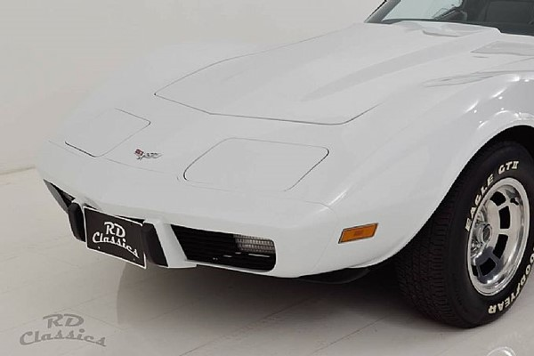 Chevrolet Corvette C3 Matching numbers