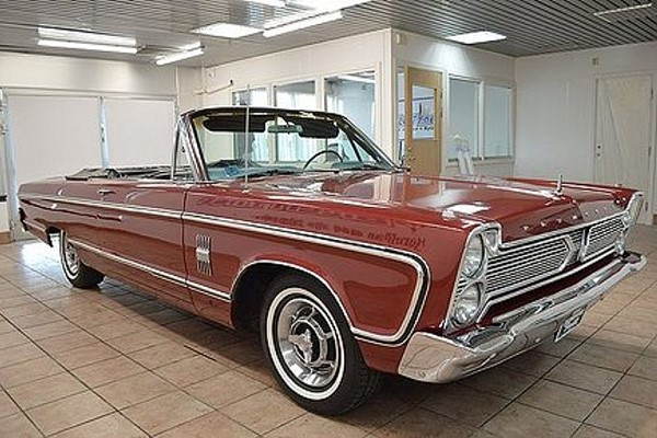 Plymouth Sport Fury 1966