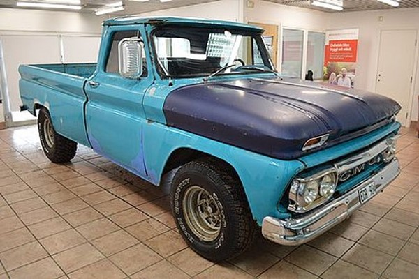 GMC (Chevrolet C20) Pickup