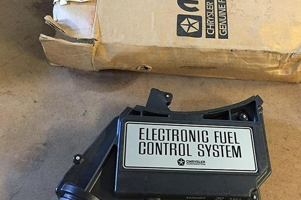 Electronic fuel control system modul